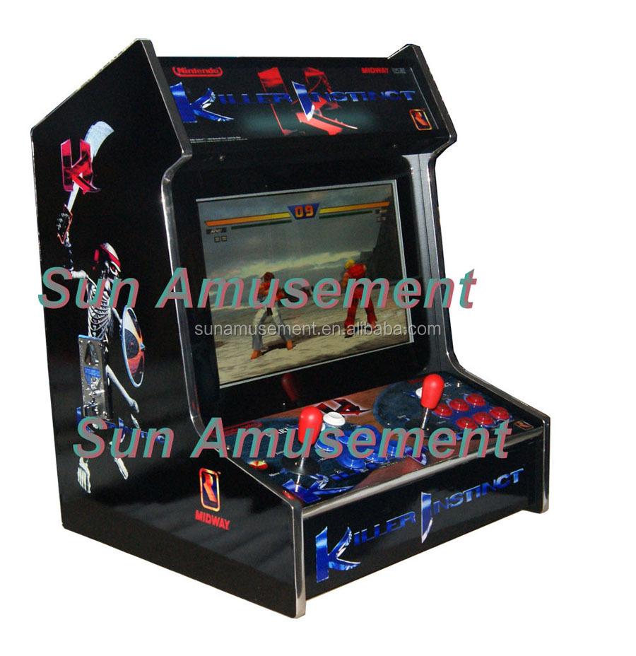 Killer Instinct Bartop Arcade Machine (wsa-668ki) - Buy ...