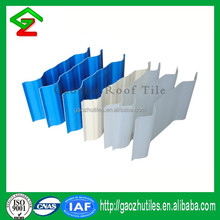 Anti-corrosion/weather proof tiles price with pvc resin roof