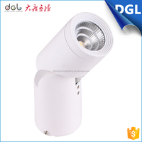 christmas decoration 12w led spot light dimmable track ceiling spotlight fixture 3000K/4000K/6000K cob led spot light