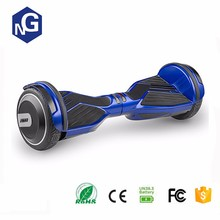 hoverboard 6.5inch balance electric scooter CE/ROHS/FCC certified with LED and bluetooth