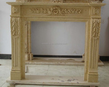 hot sale decorative fireplace surround