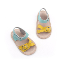 Wholesale Handmade Shoes Cheap Soft Sole Baby Sandal