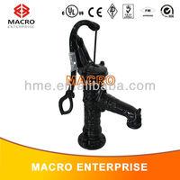 hand operated vacuum pump,decorative cast iron hand pump