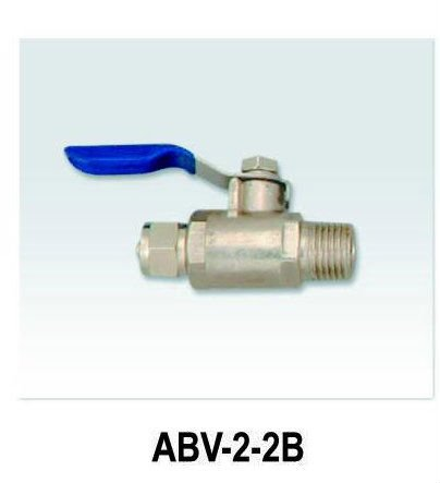 Feed water ball valve (ABV-2-2B)