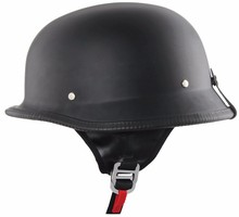 High Quality German Style Novelty Motorcycle Half Helmet