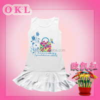 Most fashion items baby girl frock desgin fashion dresses