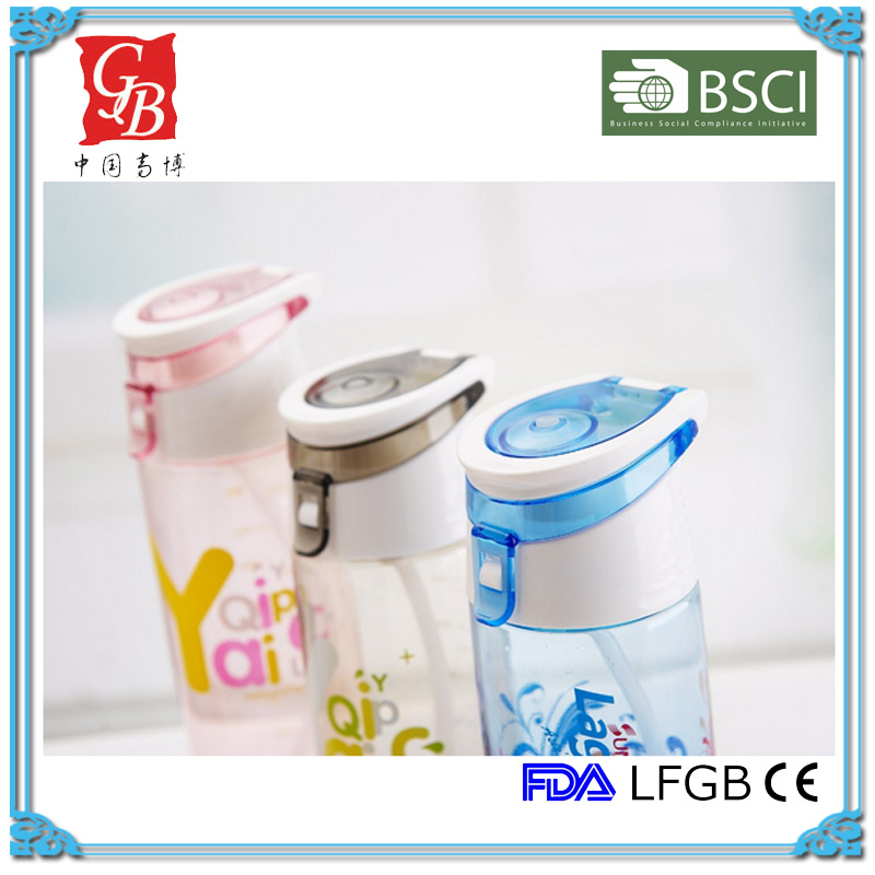 BPA FREE drinking water bottle sports