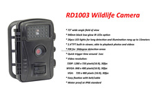 5MP 720P invisible security hd 940nm wildlife digital deer night vision trail camera
