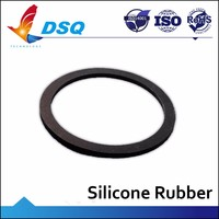 Taiwan Manufacturer Automotive Black Silicone O RIngs
