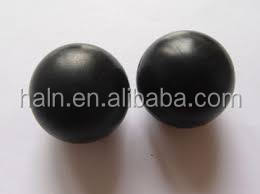 rubber balls without joint line