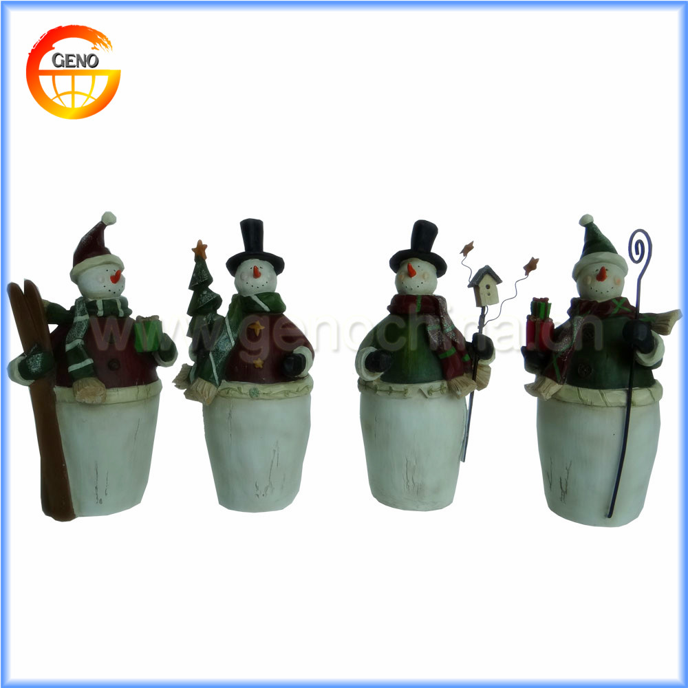 High End Resin Crafts 2014 Christmas Decoration