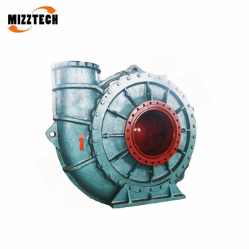MIZZTECH High Quality Heavy Duty Slurry Pump for Mining