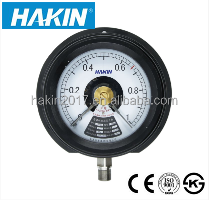 High quality Explosion-Proof Electric Contact Pressure Gauge