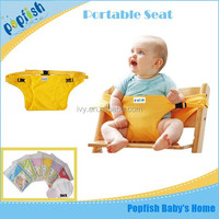 Baby Chair Portable Infant Seat Highchair Safety Belt Baby Dining Chair Seat