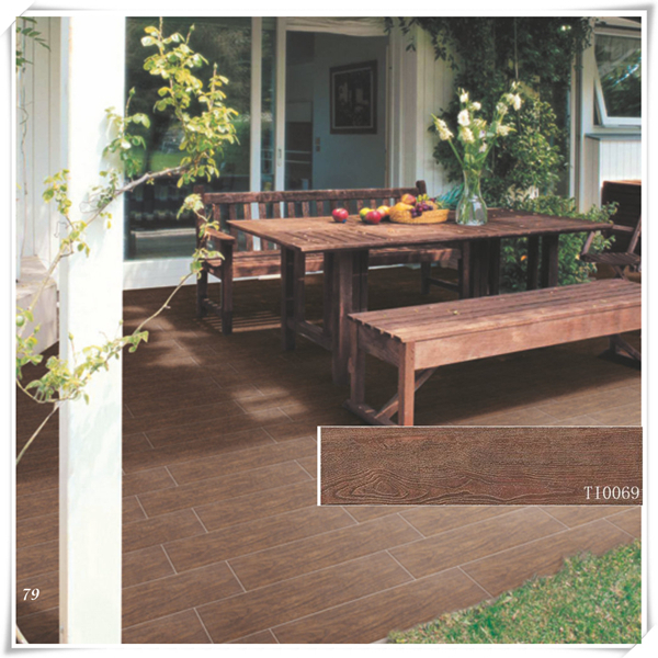 wooden tiles wood ceramic floor tiles imitation wood in foshan ceramic city