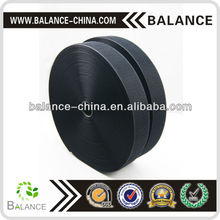 OEM black adhesive hook and loop tape fastener