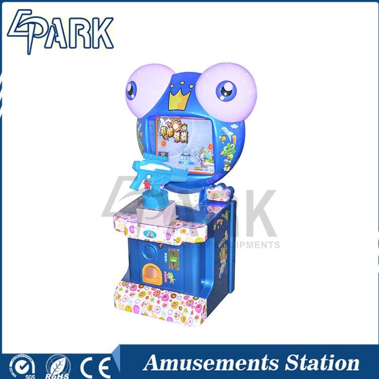 Single Player Kids Game Machine electronic target shooting game