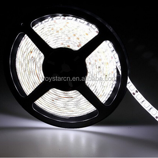 High light waterproof 5050SMD led flexible strip light with epoxy dripping way