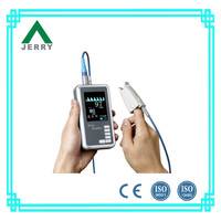 CE Handheld Pulse Oximeter, model no.JERRY-II+(AA) with Li-ion battery