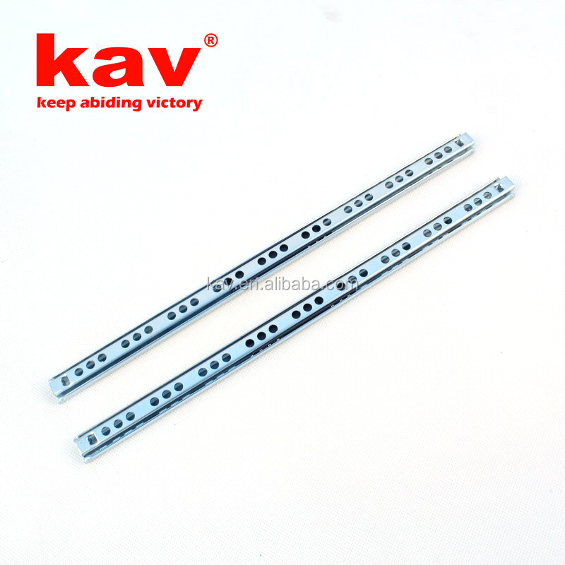 furnitures accessory kitchens drawer slide replacement parts runners cabinets small drawer slides (A17210-C)