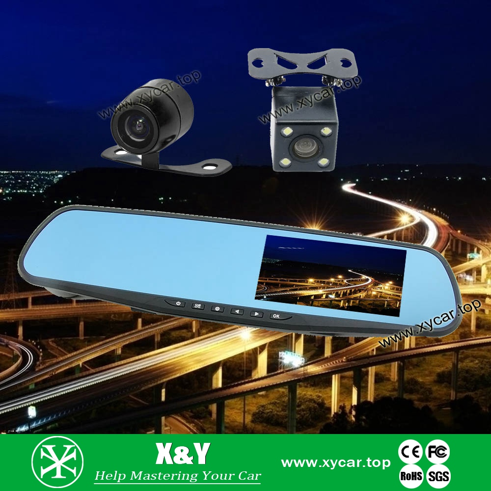 car DVR black box Portable sports dvr kit with high quality XY-9064D