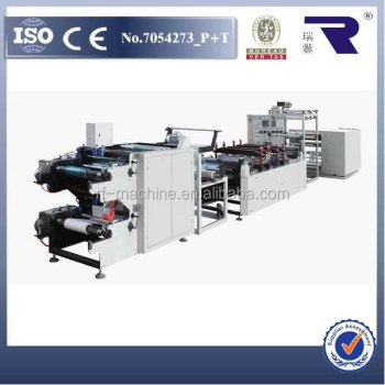 Fully Automatic Sterilization Medical Paper Pouch Making Machine