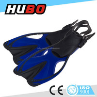 Best selling rubber diving sports cheap price fashionable swimming flippers