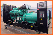 250KW/313KVA open type diesel genset , powered by Cummins Engine