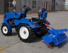 2018 new advanced Multi function mini tractor price