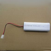 7.2v ni-mh 4000mah nimh rechargeable battery pack SC4000