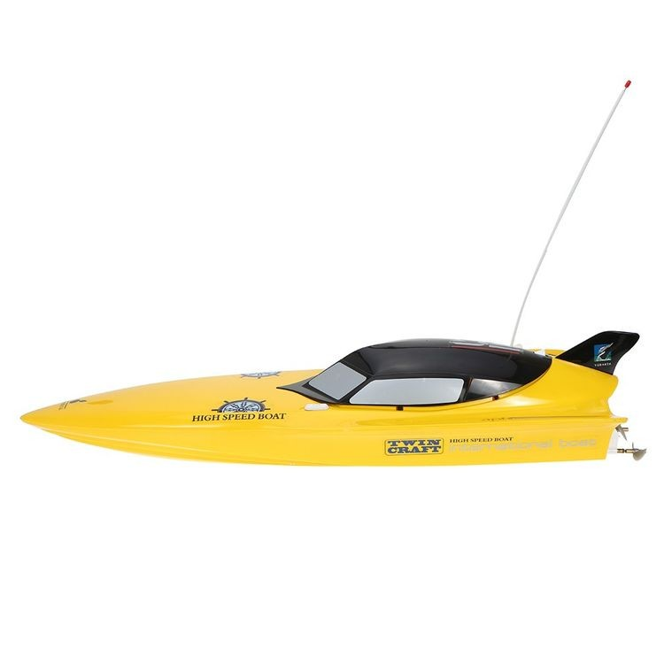 5932052-40MHz 3CH RC Torpedo Boat 7.2V High Powered High Speed RC Boat