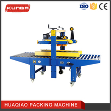 Electric automatic up-down sealing machine carton sealer