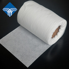 hollow polyester fiber staple spunlace felt
