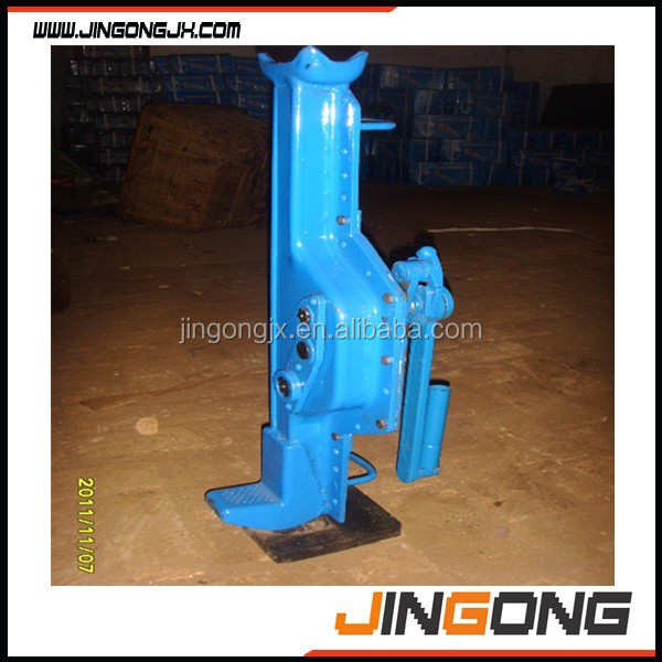 mechanical lift jacks /manual worm gear mechanical jacks