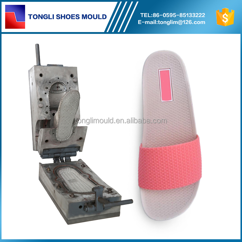 Ladies Slipper High Quality PCU Slipper Mould Shoe