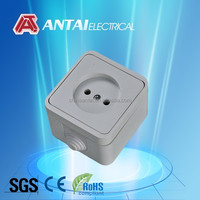 16A 250V new model lan wall socket