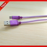 Mobile Phone Double Micro USB Data Cable Driver For iPhone
