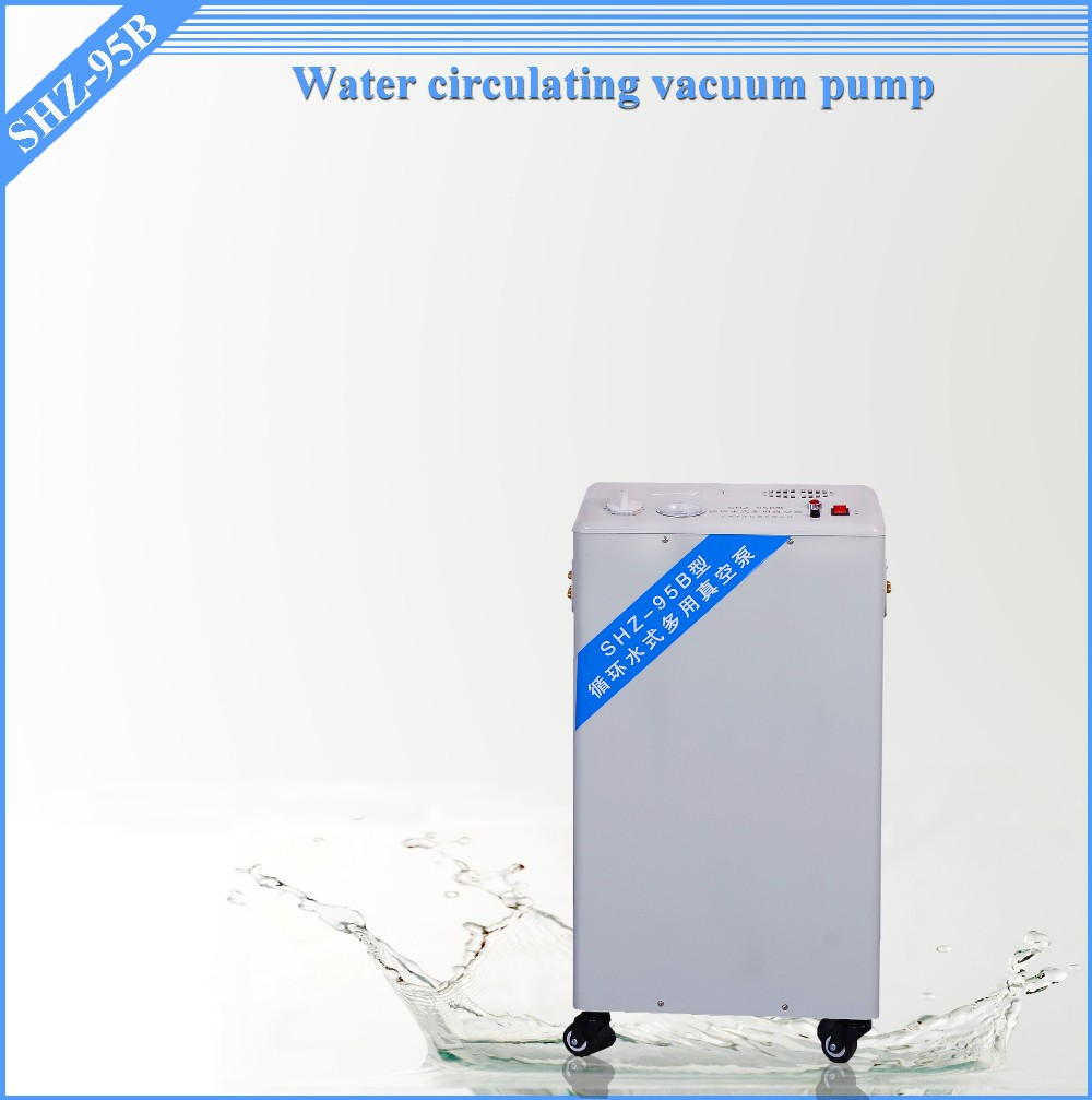 Laboratory Vacuum Pumps New Generation