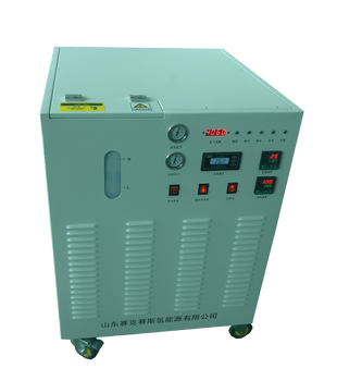 4LPM Hydrogen generator of hydrogen gas for GC 99.999% H2 purity
