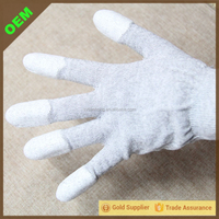 THSAFETY pu safety glove china working gloves electric hand gloves