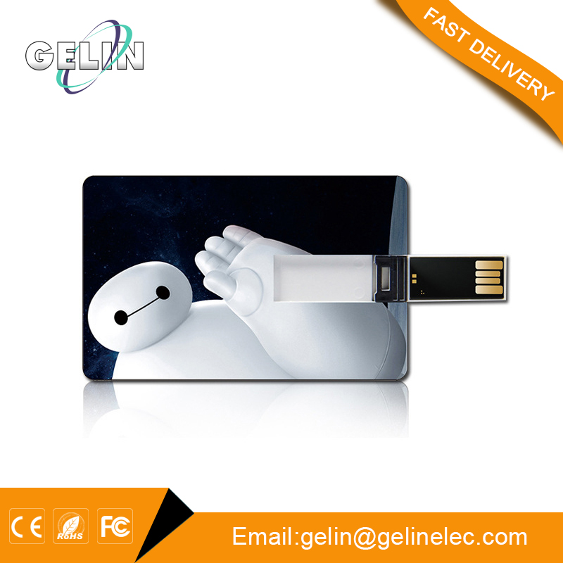 Professional manufacturer ODM OEM logo business card pen drive usb flash drive usb card