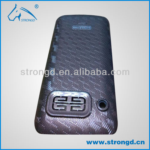 Shenzhen OEM Machined Plastic Prototype Parts for Mobile Phone Back Cover