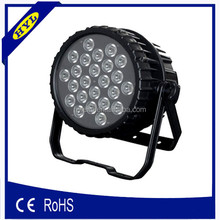 HY-L45 dj equipment prices ip 65 10w 4 in 1 24pieces led par for sale