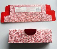 Nice-looking Bath Oil / Tooth Paste / Hotel Articles Packaging Box