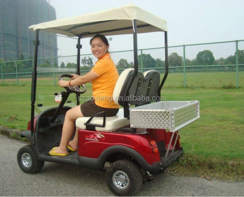 2 sitzer elektrischen golfwagen klassiker mini elektrische ladung zweisitzige golf auto mit rot. Black Bedroom Furniture Sets. Home Design Ideas