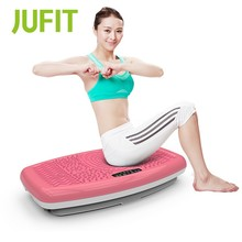 2017 Shanghai JUFIT 3D Whole Body Vibration Machine/vibrating sex machine / vibrating machine.