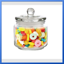 glass jar for jam /food storage jar/glass carboy
