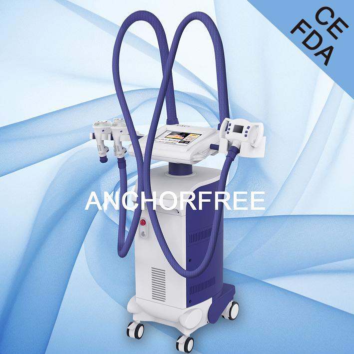Ultrasonic Cavitation+Vacuum Liposuction Ultrasound Fat Removal Equipment CE
