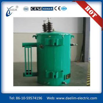 6.3kv/13.2kv/13.8kv single phase 60kva transformer with price