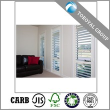 High Quality interior fire rated pvc roller shutter